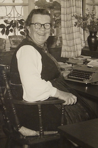 Fanny Wibmer Pedit Biographie